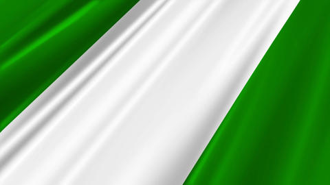 NigeriaFlagLoop02 Animation