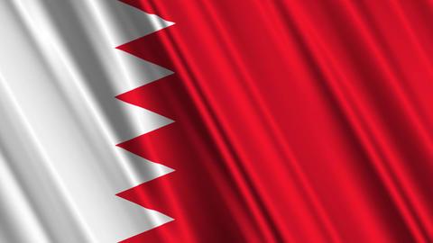 BahrainFlagLoop01 Animation
