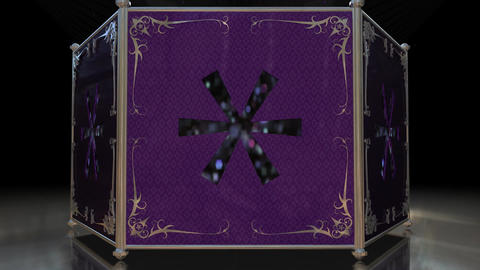Magic Box Opening HD Stock Video Footage