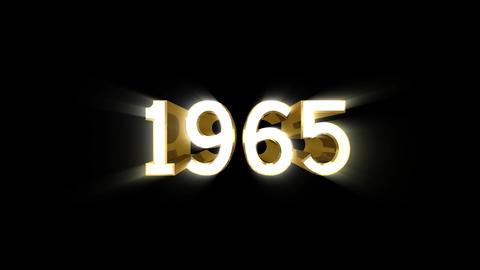 Year 1965 a HD Animation