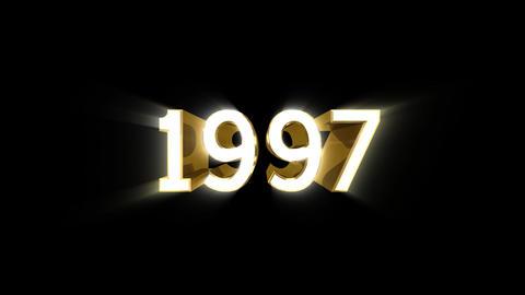 Year 1997 a HD CG動画