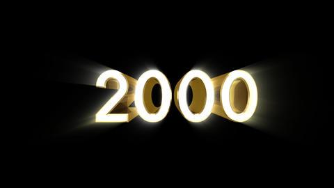 Year 2000 a HD CG動画