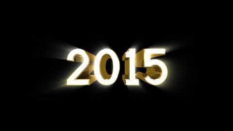 Year 2015 a HD CG動画