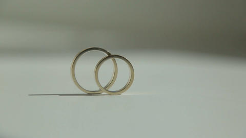 Wedding Ring stock footage