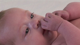 Young Baby1 Stock Video Footage