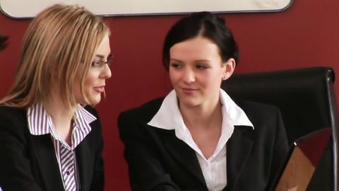 Business Teamwork Together 1 Footage