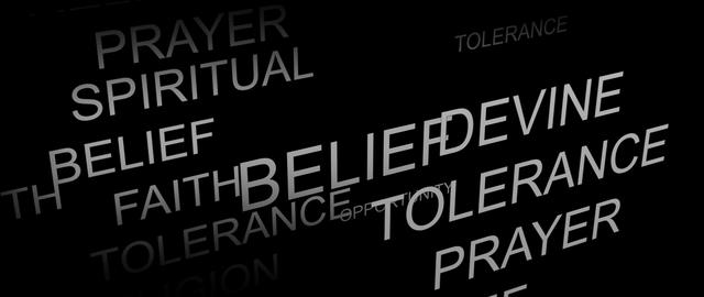 Religious Belief animation Animation