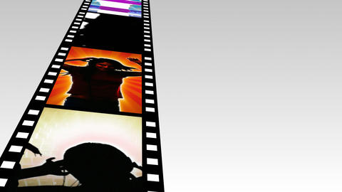 Music and dance Stock Video Footage