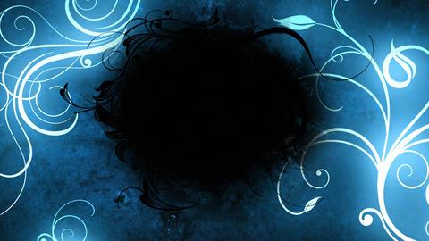 Grunge Style Background Animation