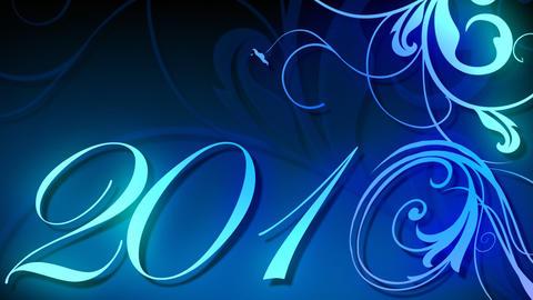2010 text animation Animation