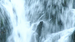 Footage of waterfall Stock Video Footage