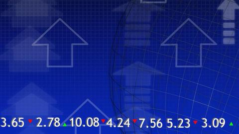 Stock market animation Animation