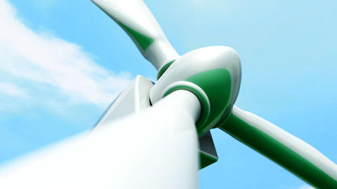 Wind Farm animation Animation