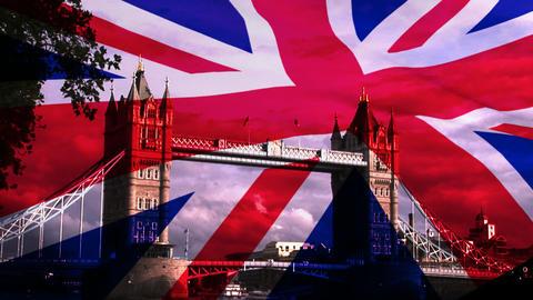 UK Footage Montage stock footage