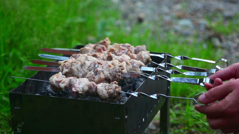Barbecue Footage