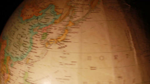1310 Artistic Globe , All Over the World Stock Video Footage