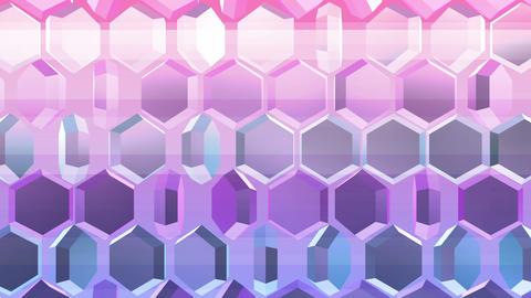 Hexagon Background Animation