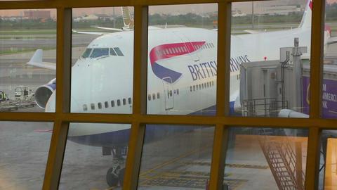 Suvarnabhumi Airport Footage