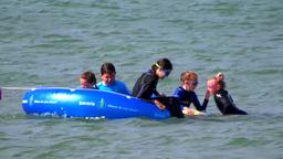 Fun in the Sea Footage