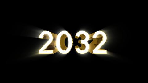 Year 2032 a HD CG動画