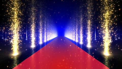 Floor Lighting EfC2 Stock Video Footage