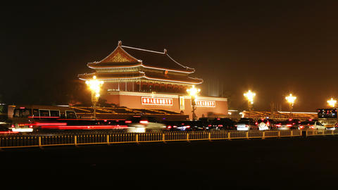 beijing 1a Stock Video Footage