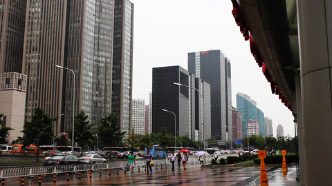 beijing 14 Stock Video Footage