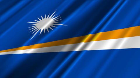 MarshallIslandsFlagLoop02 Animation