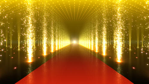 Floor Lighting EfC1 Fix HD Stock Video Footage