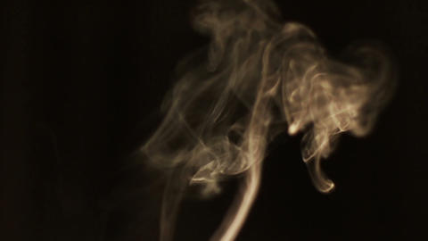 Smoke Fog Effect Background 15 Stock Video Footage