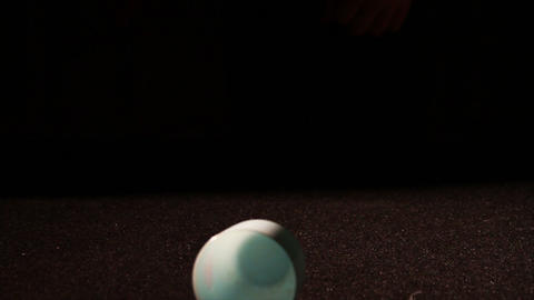 Bouncing Ball, Slow Motion Live Action