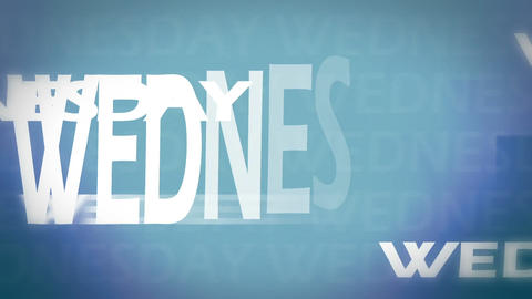 Wednesday animation Animation