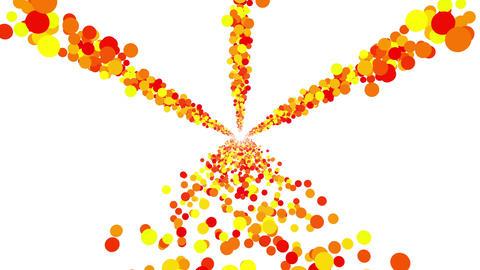 Colorful Dot B 7 4k Animation