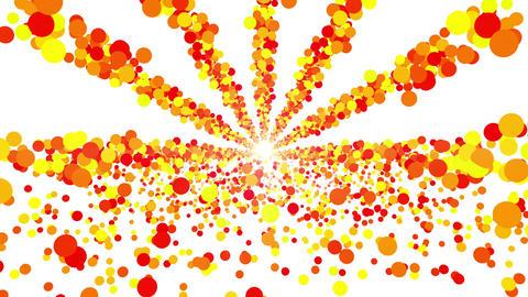 Colorful Dot A 9 4k Animation