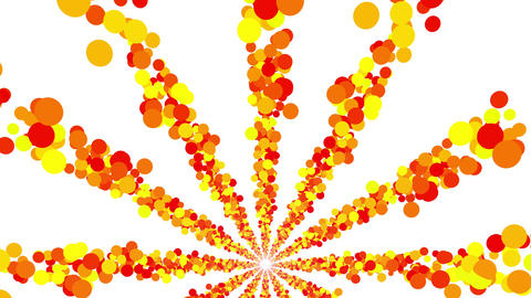 Colorful Dot BF 2 4k Animation