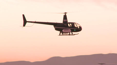 close up helicopter Stock Video Footage