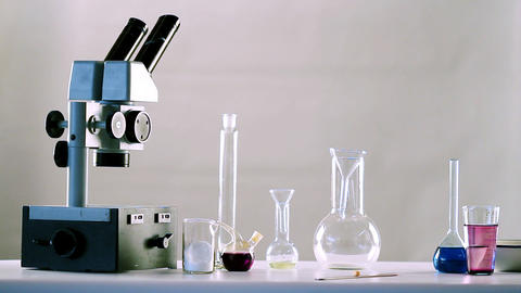Laboratory Stock Video Footage