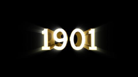 Year 1901 a HD CG動画