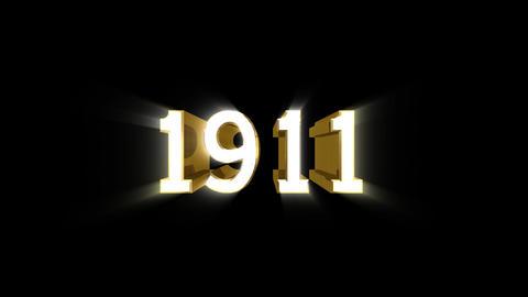 Year 1911 a HD CG動画