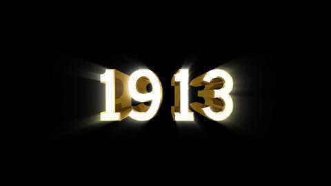 Year 1913 a HD CG動画