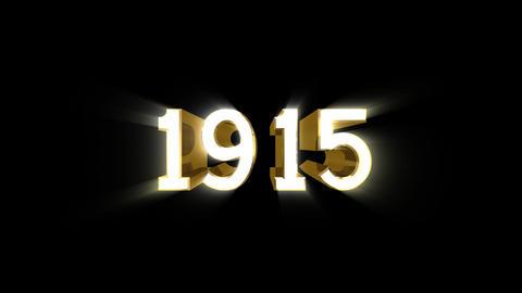 Year 1915 a HD CG動画