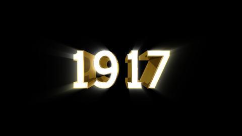 Year 1917 a HD CG動画