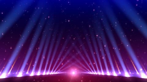 Floor Lighting AmB2 HD Stock Video Footage