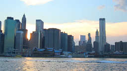 New York Timelapse Stock Video Footage