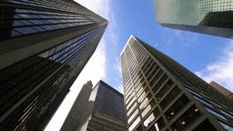 Corporate Buildings New York Footage