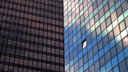 Corporate Buildings Close-up Footage