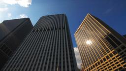 Skyscrapers New York Stock Video Footage