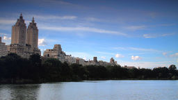 Central Park, NYC Stock Video Footage