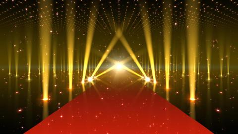 Floor Lighting AfC1 HD Stock Video Footage