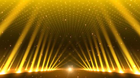 Floor Lighting AmB1 HD Stock Video Footage